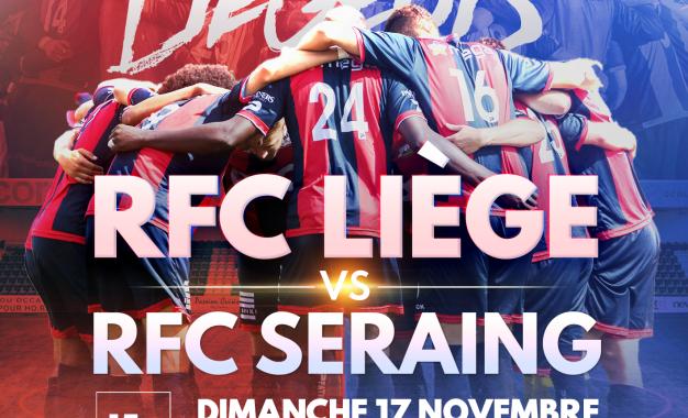 Derby liégeois des extrêmes à Rocourt ce dimanche