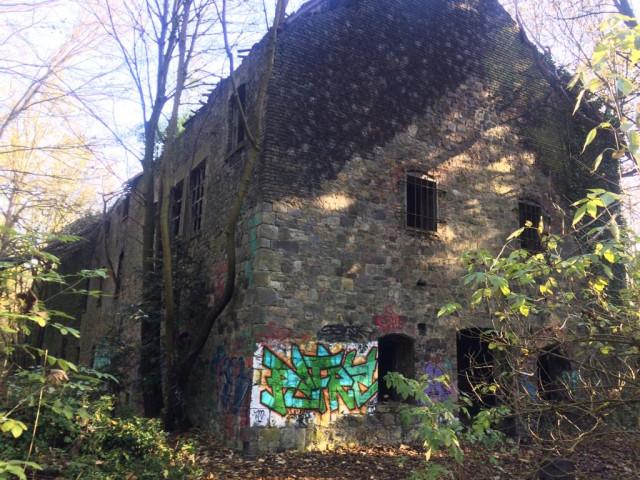 La Ferme des Hollandais, au Parc de la Chartreuse, va être détruite