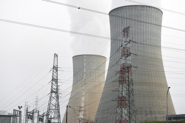 Le réacteur de Tihange 1 à l'arrêt