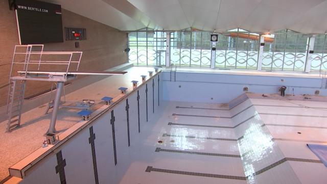 La piscine de Seraing manque de subsides
