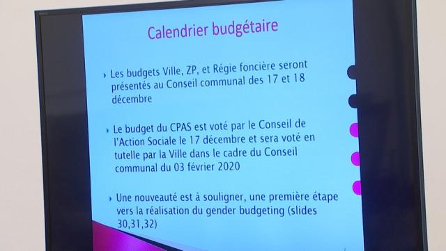 Liège innove avec un budget sensible aux genres !