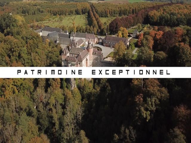 Vu du Ciel :Patrimoine exceptionnel de Wallonie 2