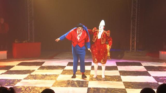 Le cirque depuis huit générations