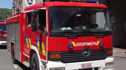 Un incendie fait une victime à Liège