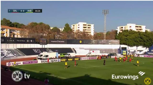 Suivez Standard - Dortmund en direct