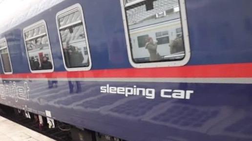 Après 16 années d'absence, les trains de nuit sont de retour !