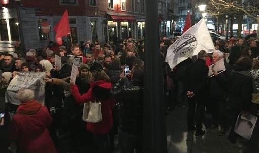 """Mobilisation à Liège pour un processus de régularisation des sans-papiers """"plus humain"""""""