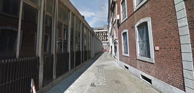 Conduite de gaz endommagée à Liège : arrêt des chantiers aux alentours
