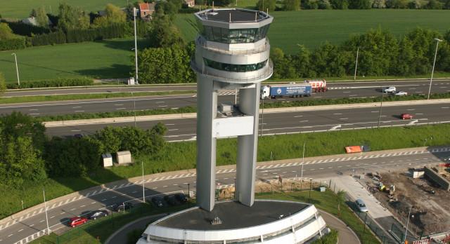 Une tour de contrôle numérique commune pour les aéroports wallons