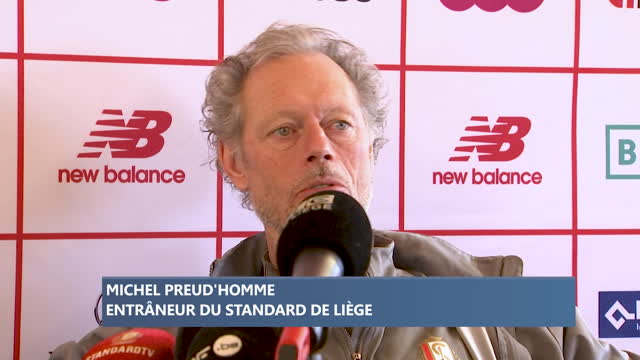Genk - Standard : Michel Preud'homme trouve son adversaire serein