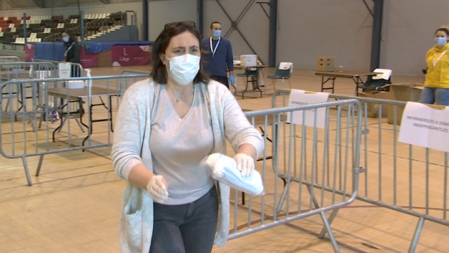 Les infirmières à domicile reçoivent enfin un kit de masques
