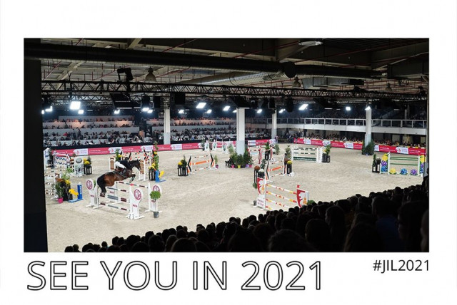 Le Jumping International de Liège n'aura pas lieu en 2020