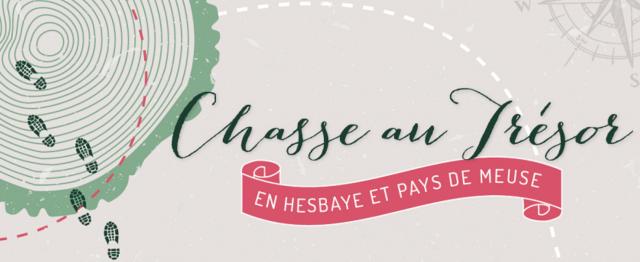 Partez à la chasse au Trésor en Hesbaye et Pays de Meuse