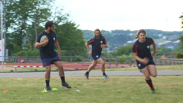 Le RFC Liège Rugby dans les starting-blocks pour son retour en D1