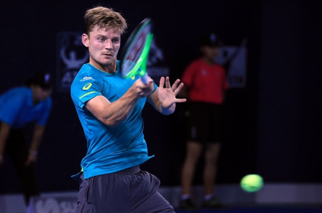 Ultimate Tennis Showdown : deuxième défaite pour Goffin