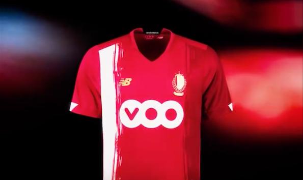 Standard: le nouveau maillot dévoilé !
