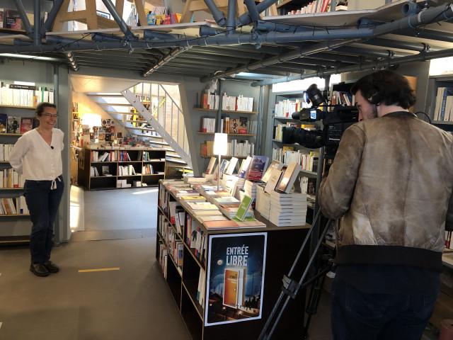 Un Eté à la Page S4#2 : les conseils lecture de la Librairie Pax à Liège
