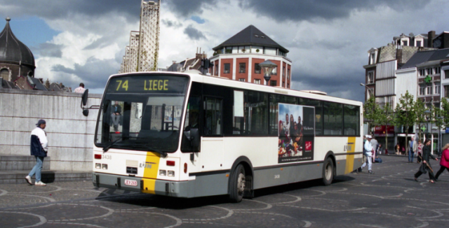 Du neuf pour les utilisateurs de la ligne de bus 74