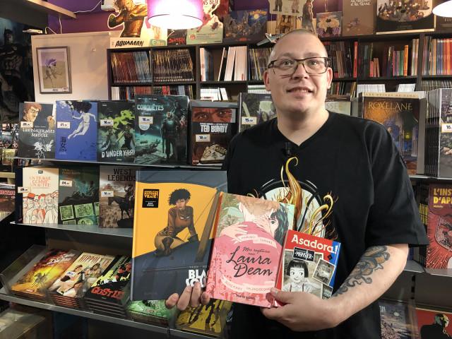 Un Eté à la Page S4#3 : les conseils BD/mangas de la Librairie Kazabulles