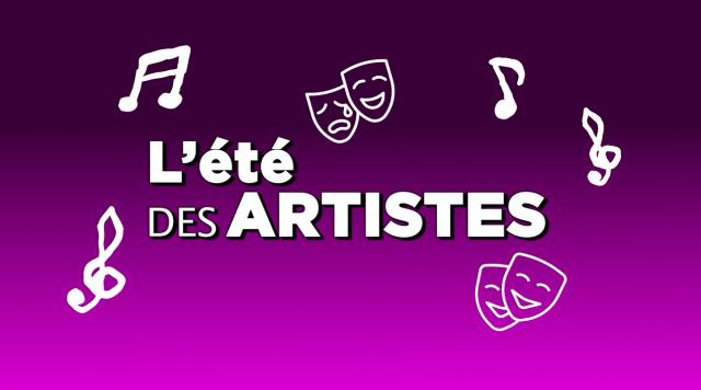 Cet été, les Médias de proximité soutiennent les artistes !