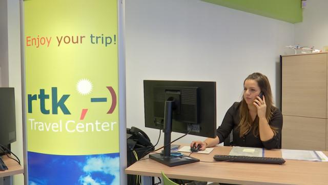 Premier bilan difficile chez les agences de voyage à Liège