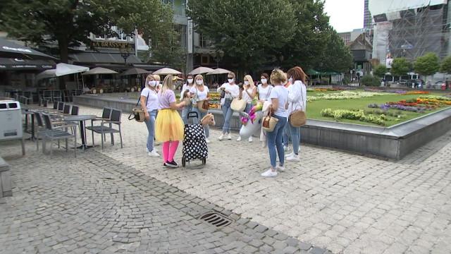 Port du masque à Liège : une obligation plutôt respectée pour la première journée