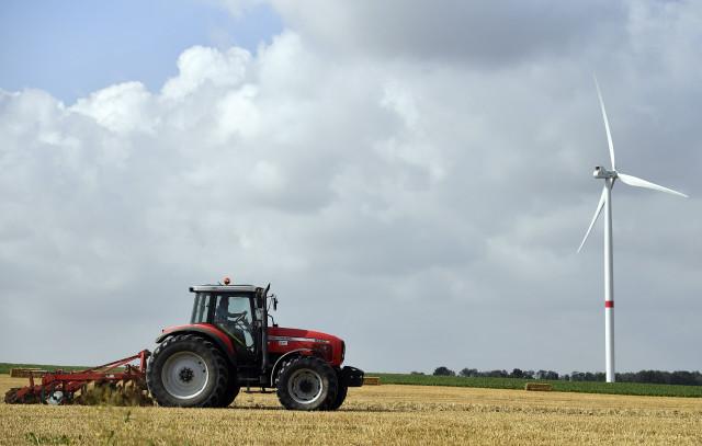Le marché des terres agricoles toujours à la hausse en Wallonie, mais pas à Liège