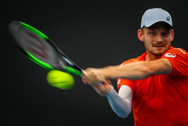 Victoire de Goffin pour sa reprise sur le circuit ATP