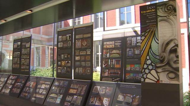 Une expo consacrée aux ornementations des façades liégeoises