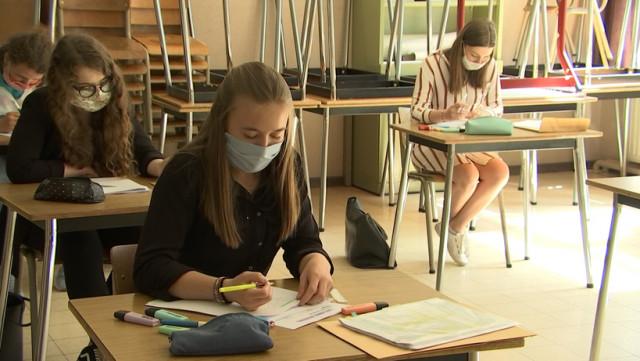 Liège : port du masque obligatoire près des écoles (de 30 à 50m)