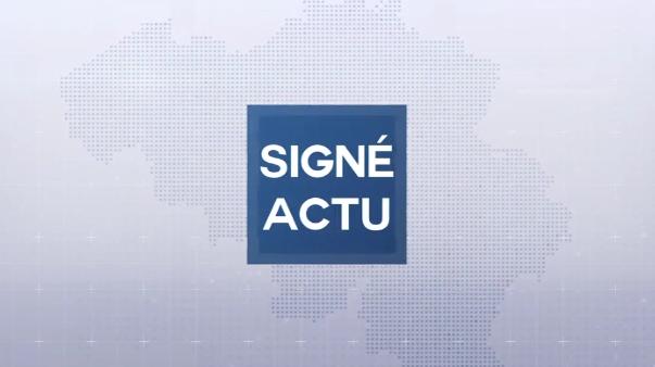 Signé Actu - Semaine du 31 août au 4 septembre 2020
