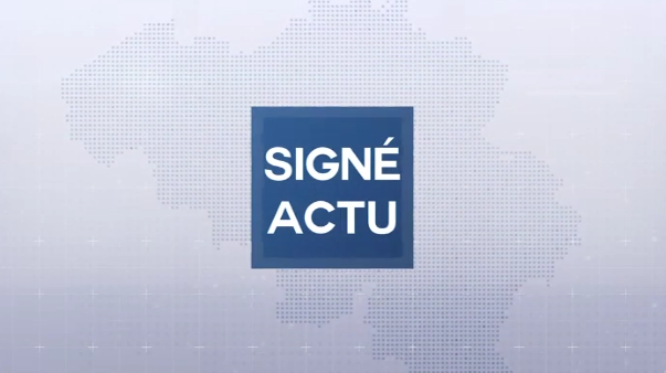 Signé Actu - Semaine du 7 au 11 septembre 2020