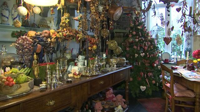 Les hivernales du jardin du curé à Huy