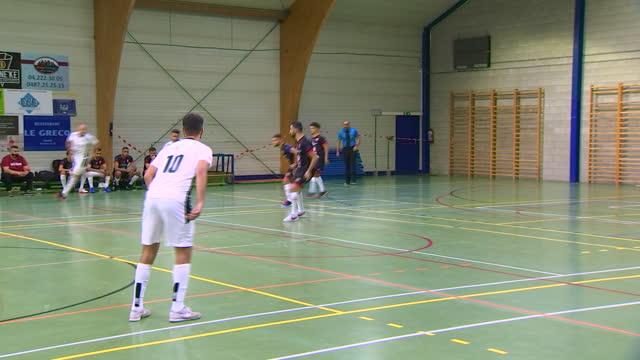 IP Hannut émerge sur le fil contre Herstal 1453 dans un derby complètement fou