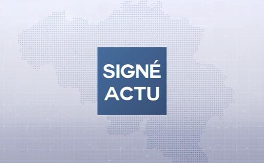 Signé Actu - Semaine du 28 septembre au 2 octobre 2020