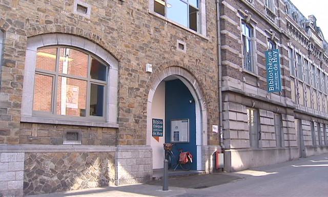 Huy : Bibliothèque et EPN fermés du 13 au 19 octobre inclus