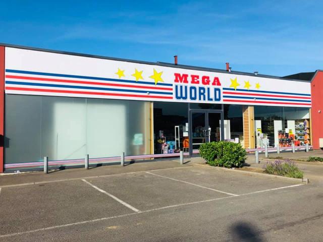 Mega World (ex Blokker) va demander la protection contre ses créanciers