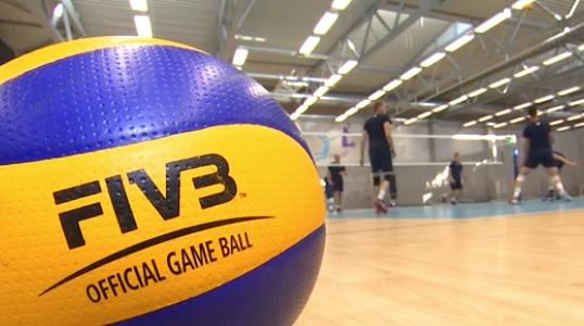 Volley : arrêt des compétitions jusqu'au 3 novembre