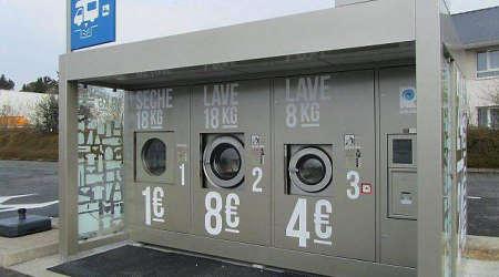 Les malfrats s'attaquent aux machines à laver