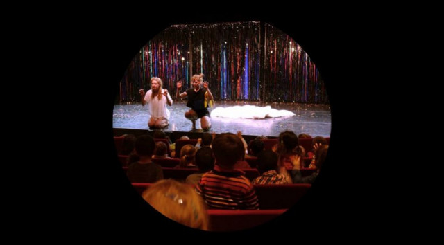 Liège - Les Rencontres Théâtre Jeune Public sont annulées