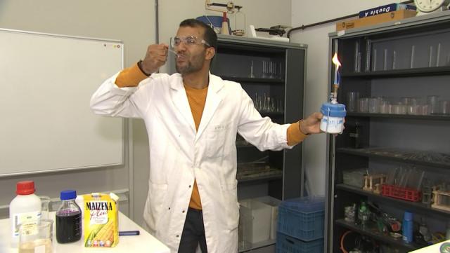 Un prof de sciences liégeois reconnu mondialement !