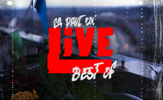 Ça part en live: Best of