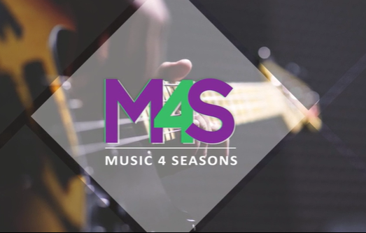 Music 4 seasons: 27/12/2020