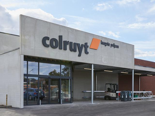 Tous les magasins du groupe Colruyt fermés ce samedi