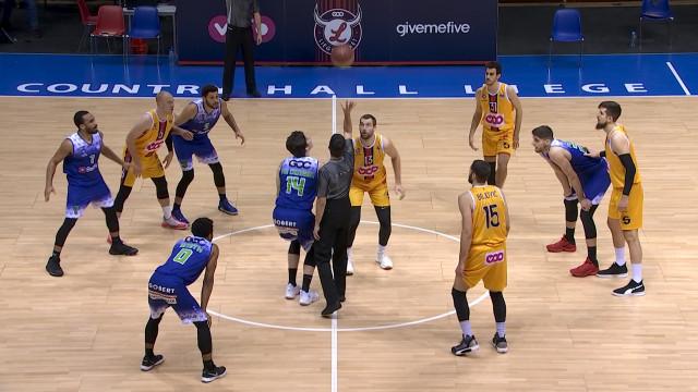 Liège Basket entame son championnat par une défaite mais pleine de satisfactions