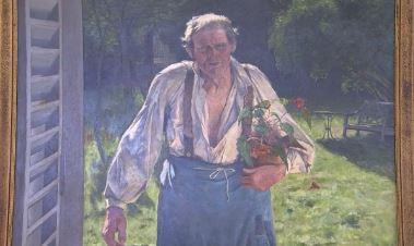 Liège chefs d'oeuvre: Le vieux jardinier