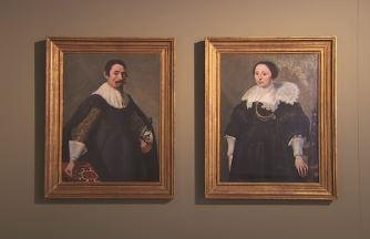 Liège chefs d'oeuvre: Portrait d'homme et portrait de femme
