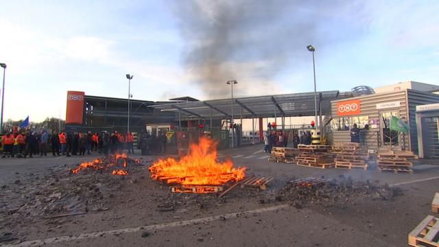 Restructuration chez TNT-FEDEX : les travailleurs sous le choc