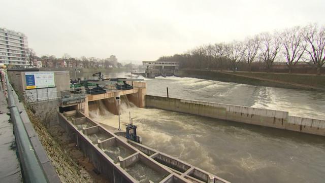 La nouvelle centrale hydroélectrique des Grosses Battes vient renforcer la filière des énergies vertes