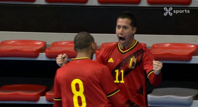 La Belgique tenue en échec par la Finlande au Country Hall